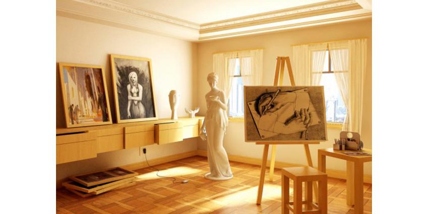 Купить недорогие холсты, подрамники для живописи дешево, компания Художник, каталог товаров.
